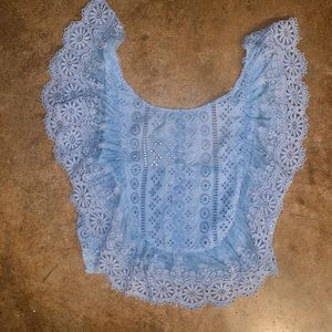 FREE PEOPLE SUMMER TOP